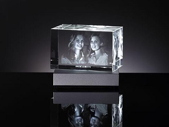 3D-Laserporträt